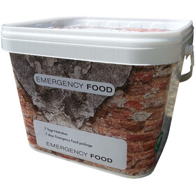Trek'n Eat 7 Days Emergency Pack alimentaire 3,4kg, Meat